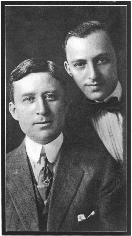 William Jerome and Jean Schwarz 1909