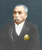 Depiction of Xu Shichang