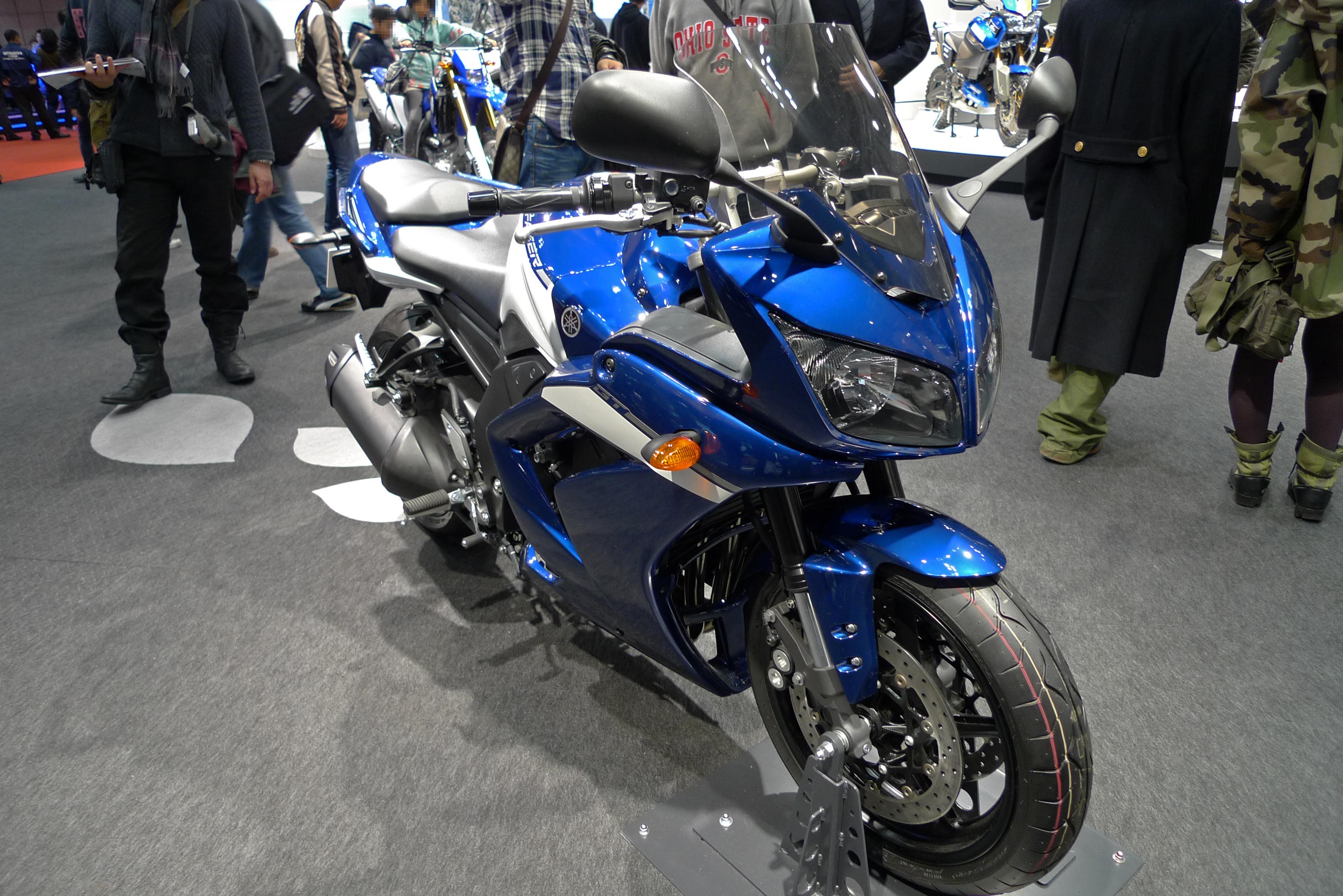 Yamaha Fz Fazer Specs