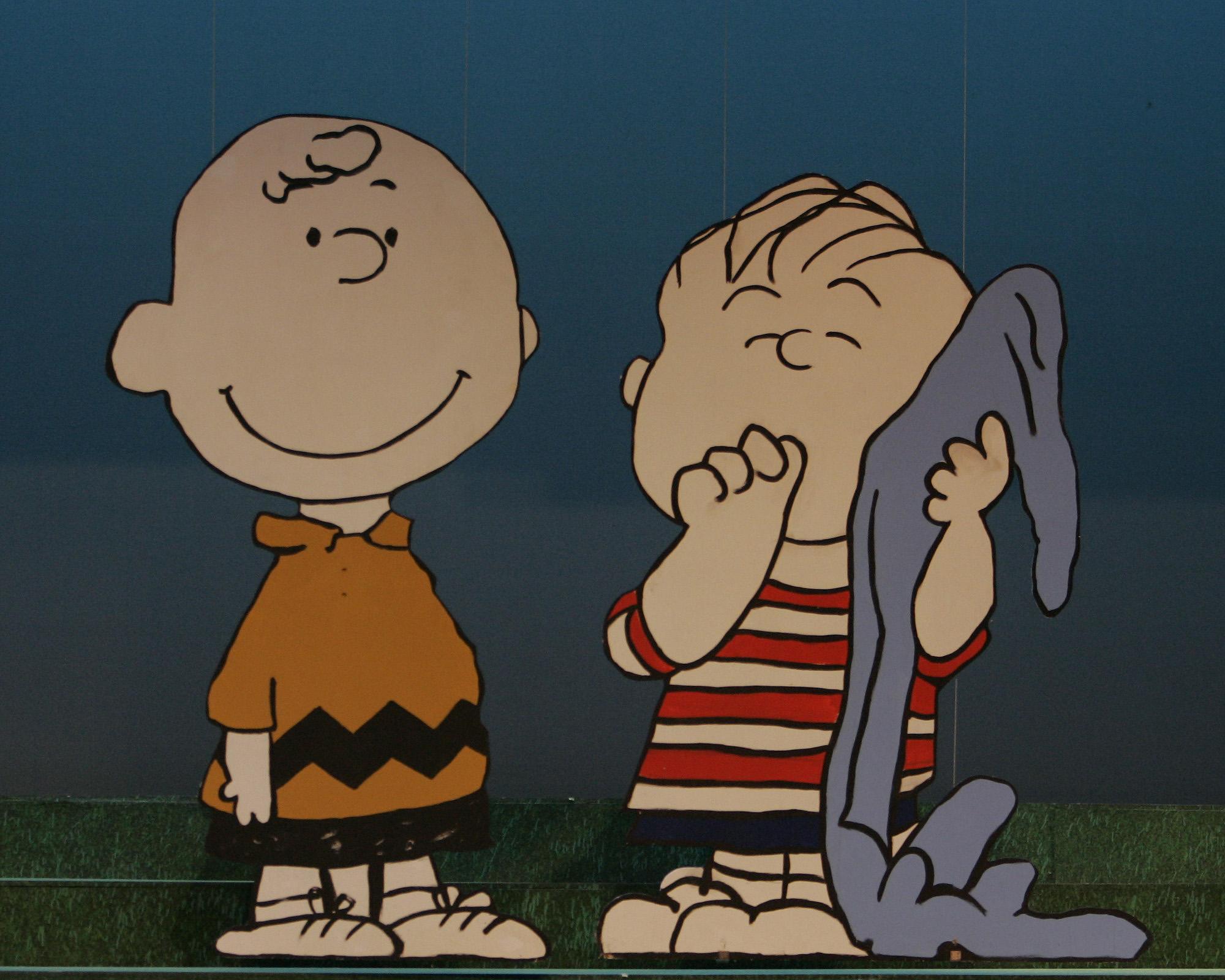 Linus van Pelt Linus van Pelt   wikipe.wiki