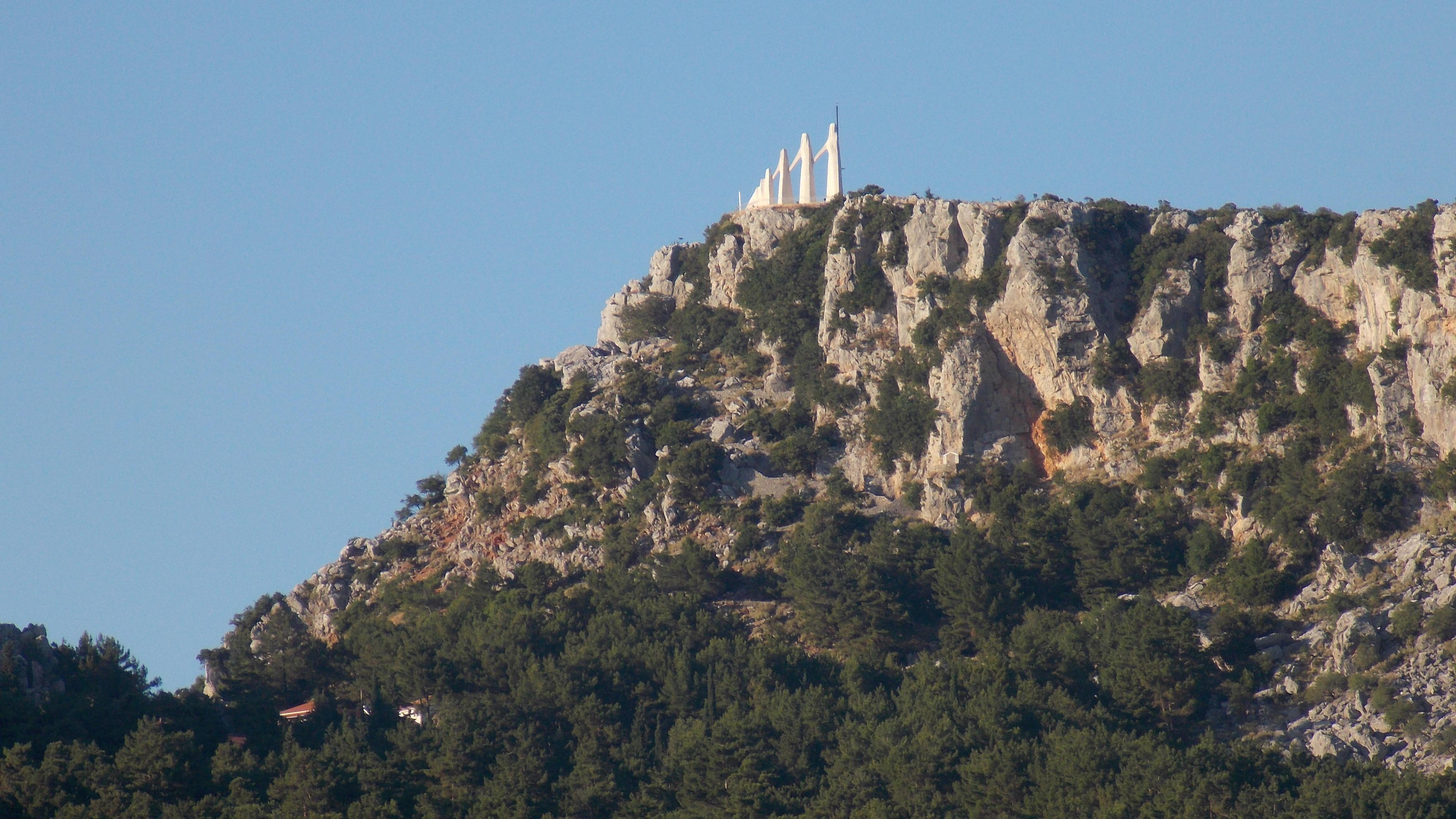 Monument of Zalongo - Wikipedia