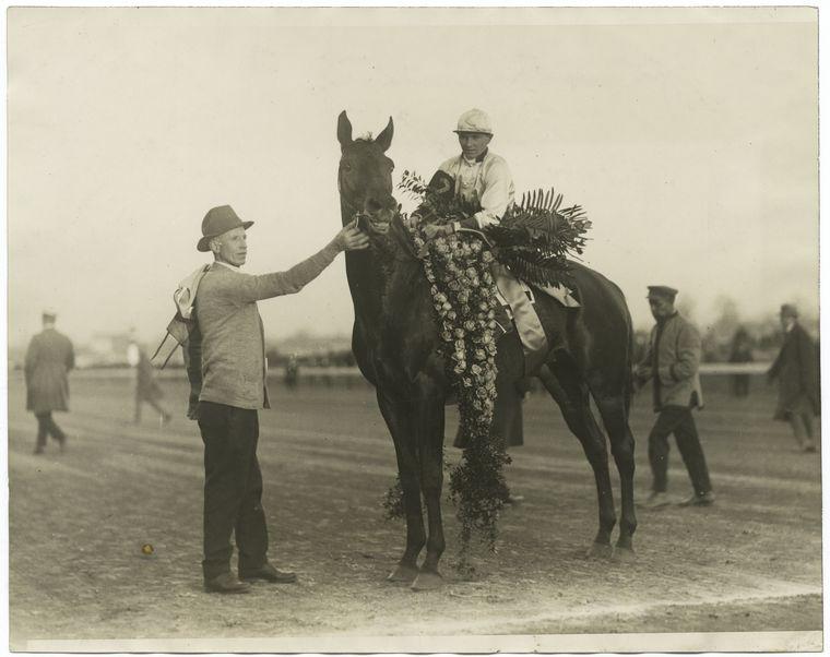 Zev (horse) - Wikipedia