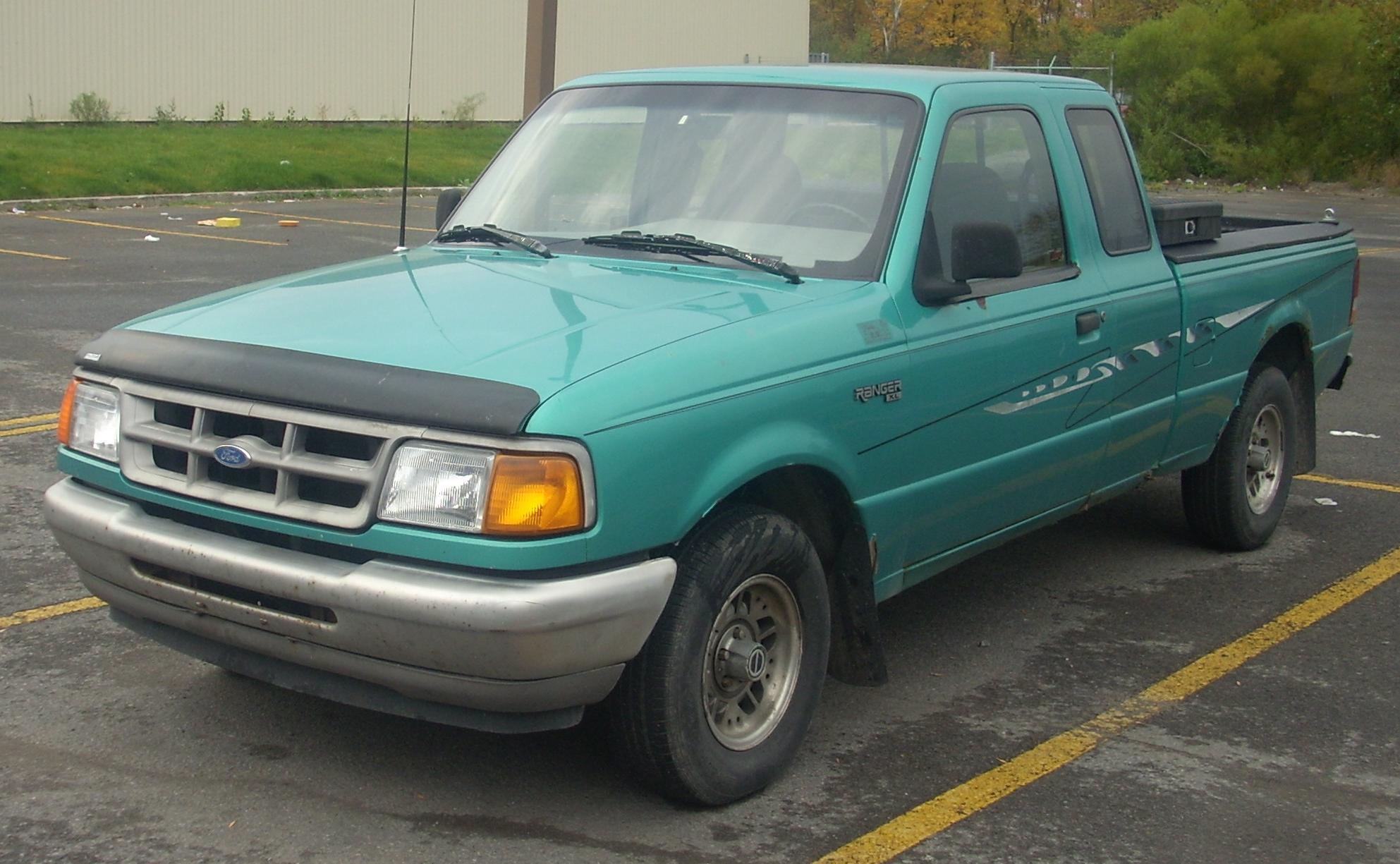 94 Ford Ranger