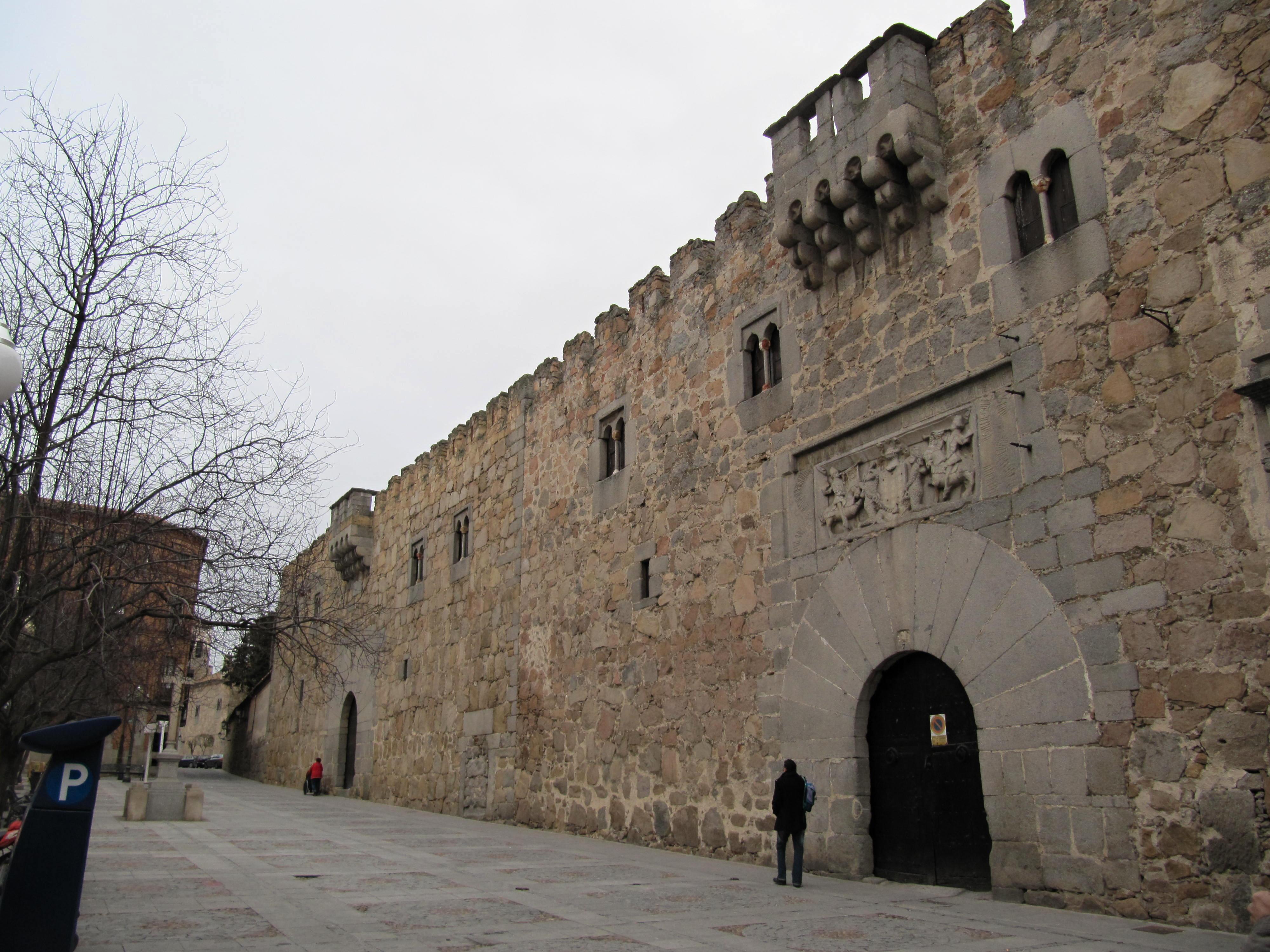 Palacio de los Abrantes - Wikipedia, la enciclopedia libre