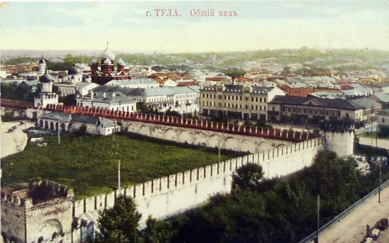 интерактивная карта города тулы: