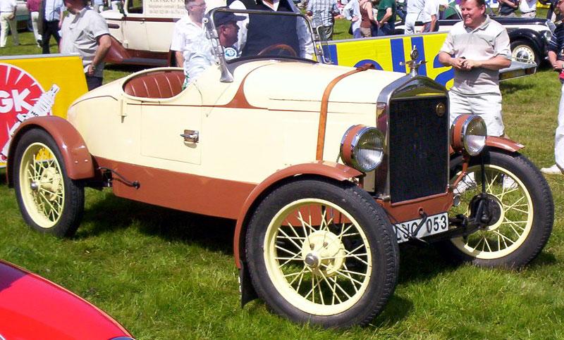 ford model t speedster history