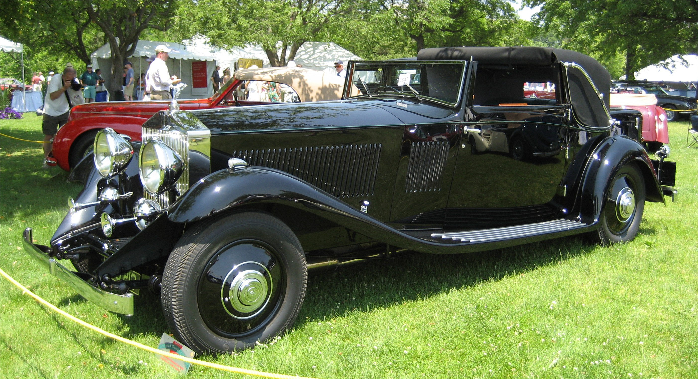 file 1933 rolls royce phantom ii wikimedia commons. Black Bedroom Furniture Sets. Home Design Ideas