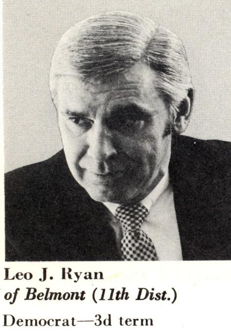 Leo Ryan Wikiquote