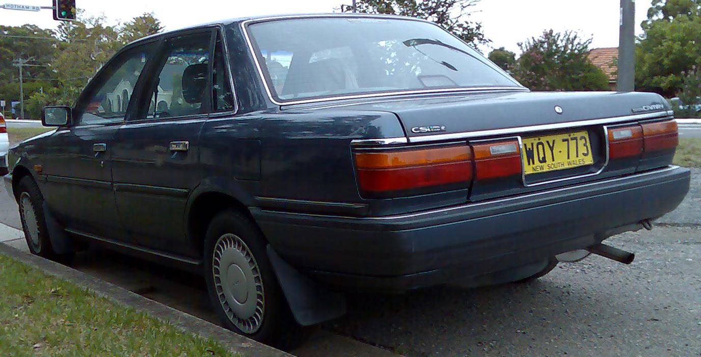1991 toyota camry deluxe sedan 2 0l manual rh carspecs us 1991 toyota camry owners manual pdf 1992 toyota camry manual pdf