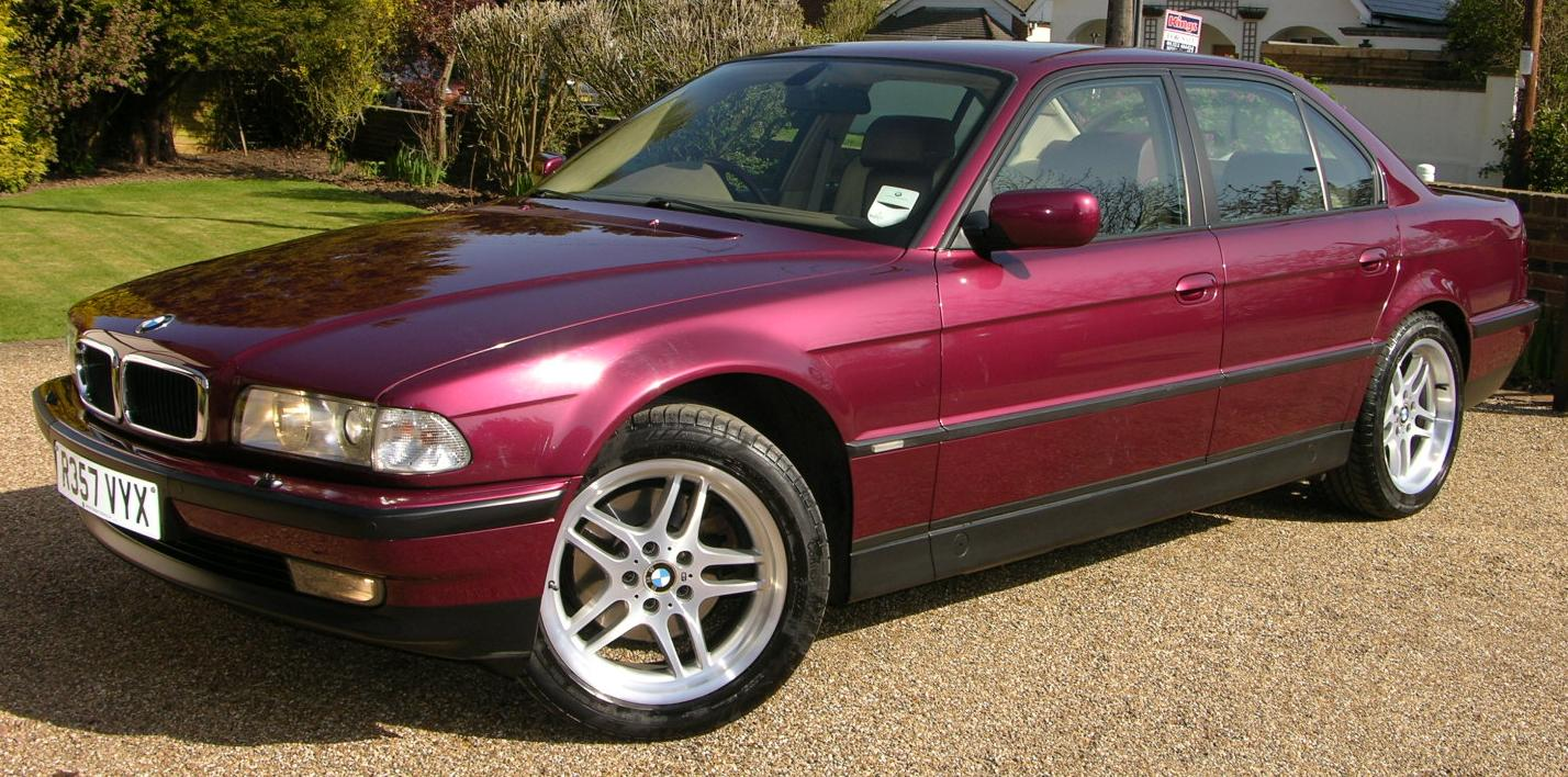 File 1998 Bmw 740i Individual Flickr The Car Spy 10