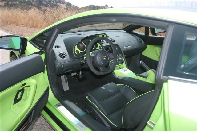File 2006 Verde Ithaca Lamborghini Gallardo Se Factory Interior Jpg
