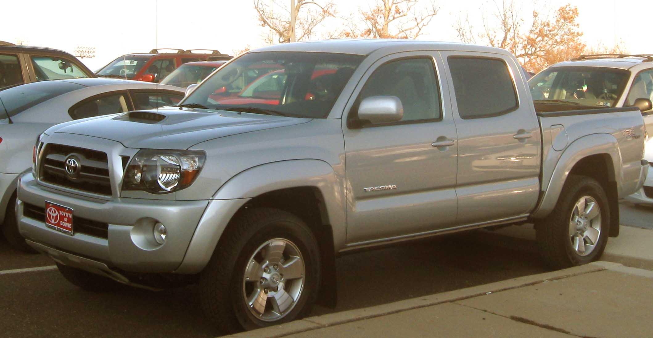 Toyota Tacoma  For Sale Long Beach Ca