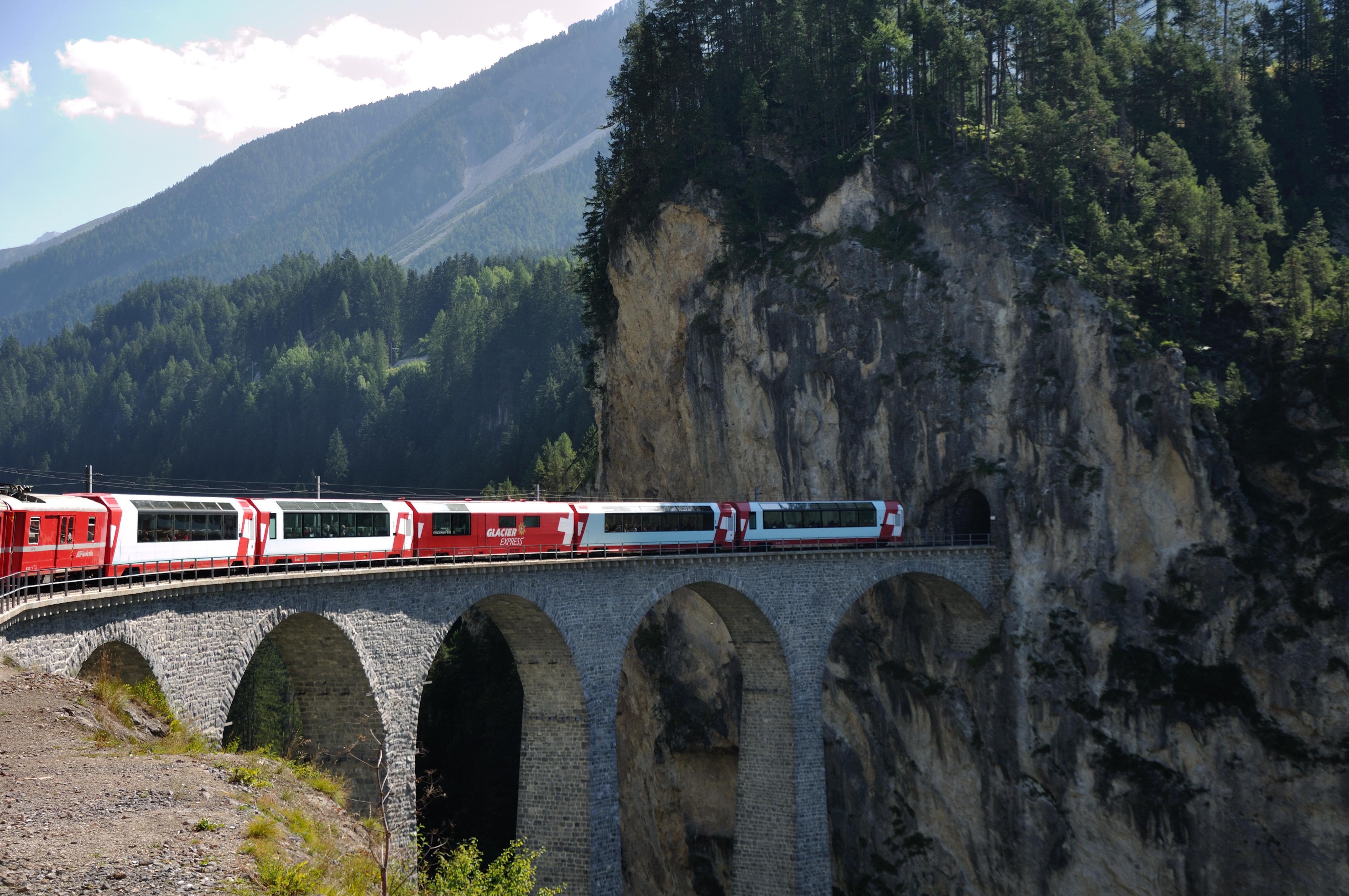 Viaducto del Landwasser