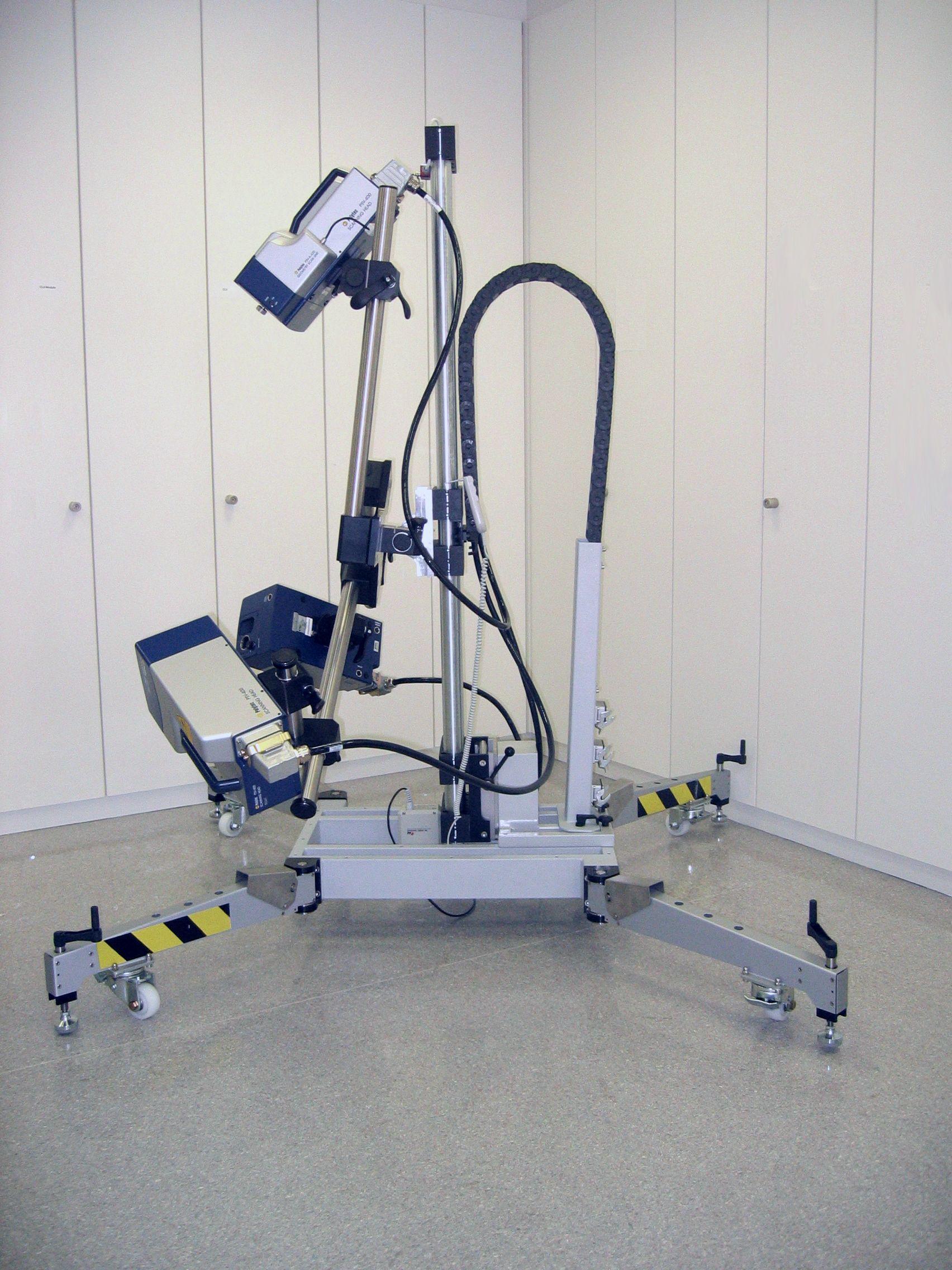 Laser scanning vibrometry - Wikipedia