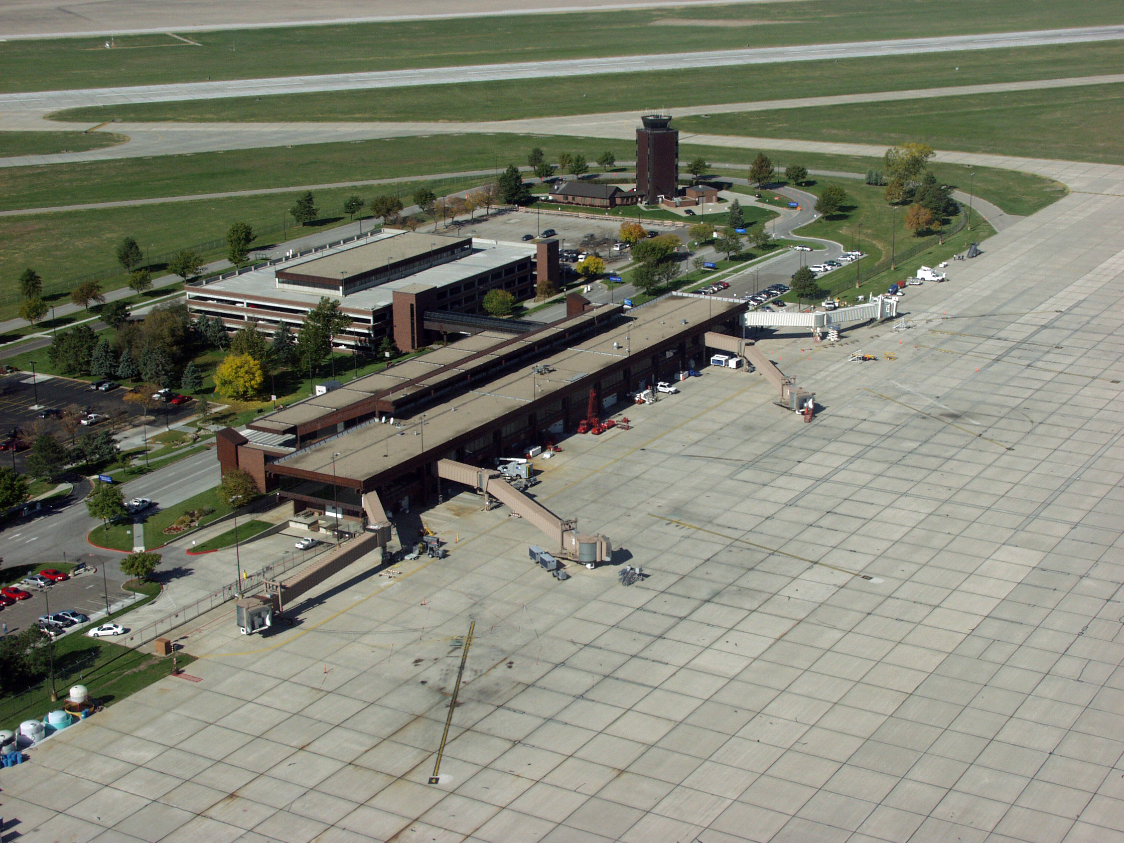 Detailed View For Lincoln Lincoln Airport Klnk Doug S Map