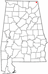 Loko di Bridgeport, Alabama