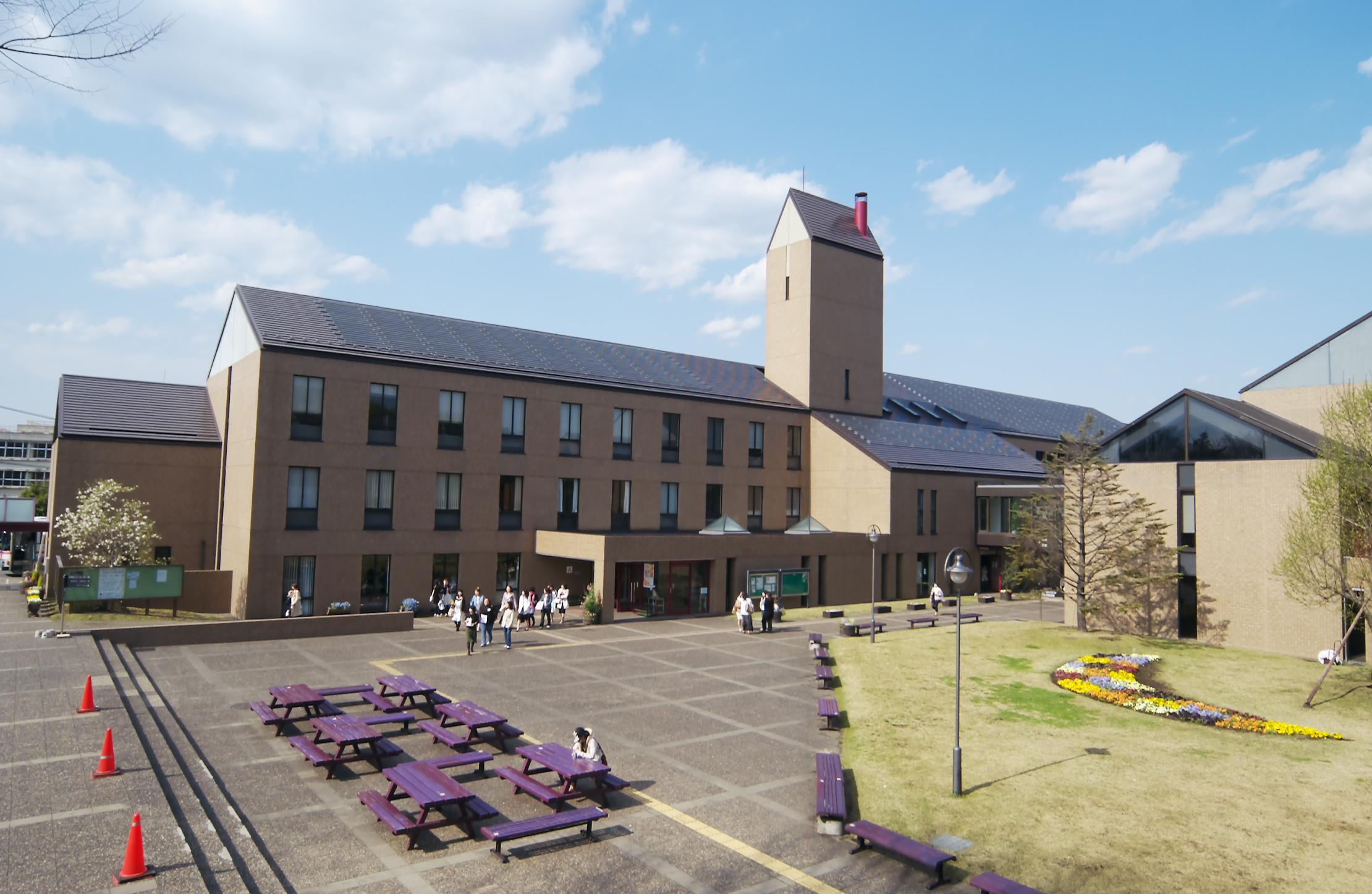 北星 学園 大学 キャンパス ガイド ウェブ