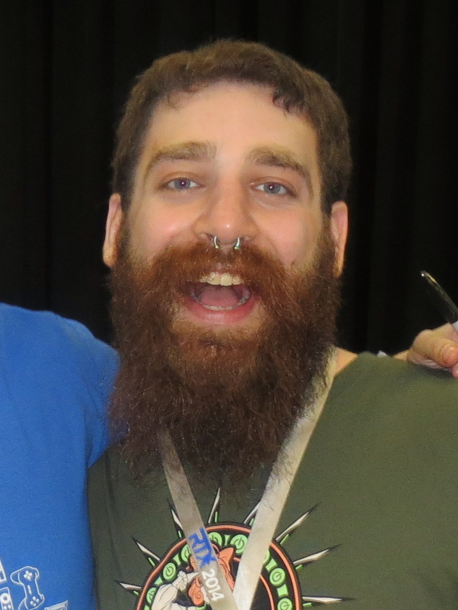 file adam ellis at rtx 2014 jpg wikimedia commons