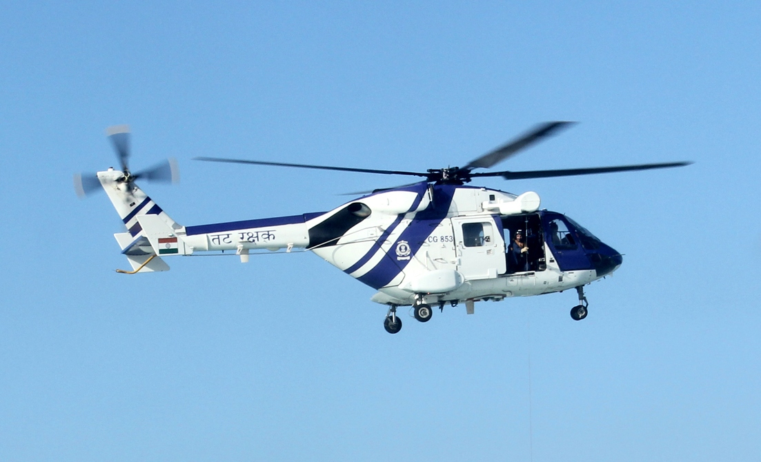 File:Advanced Light Helicopter (ALH) Dhruv, Indian Coast