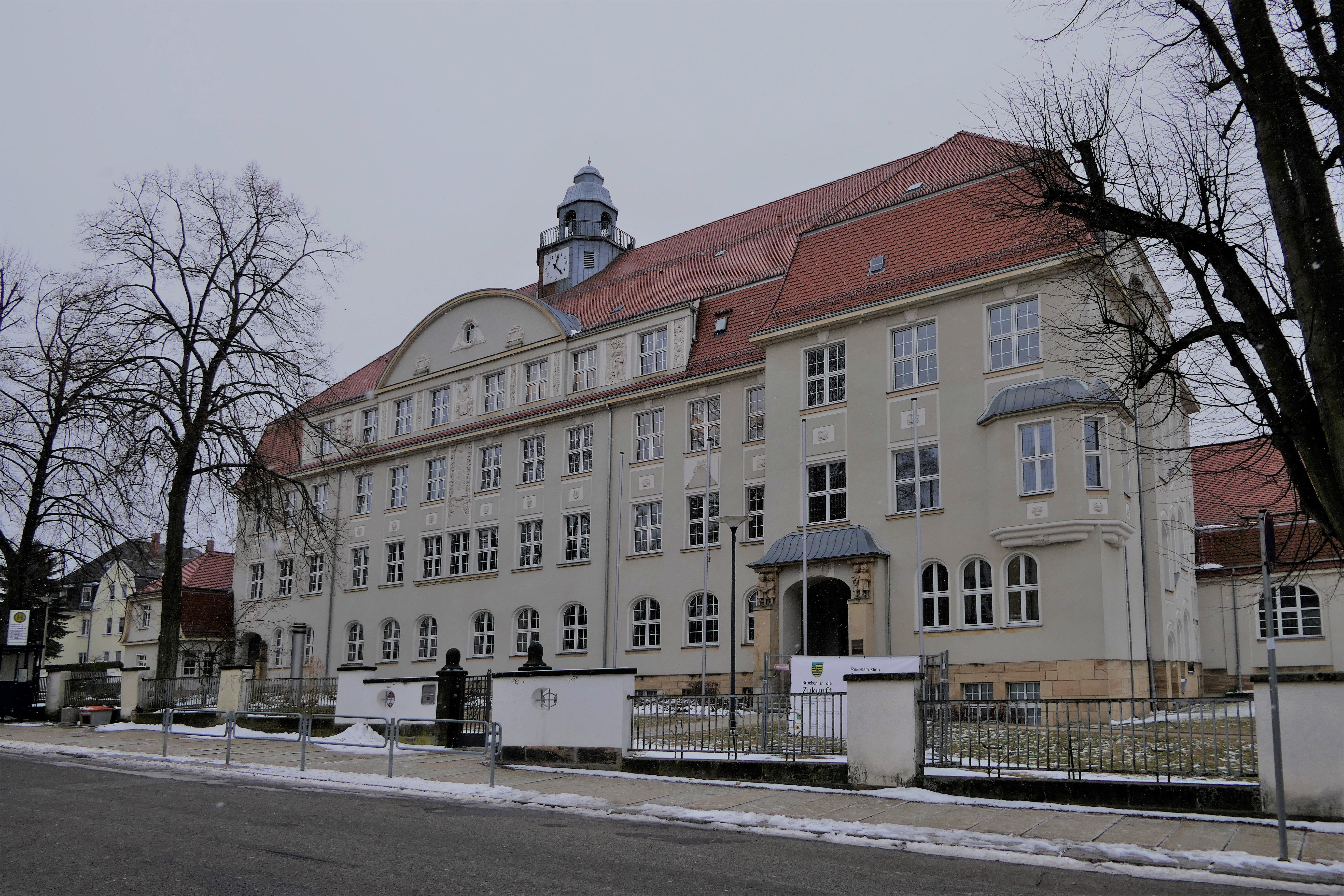 Liste der Kulturdenkmale in Limbach-Oberfrohna - Wikiwand