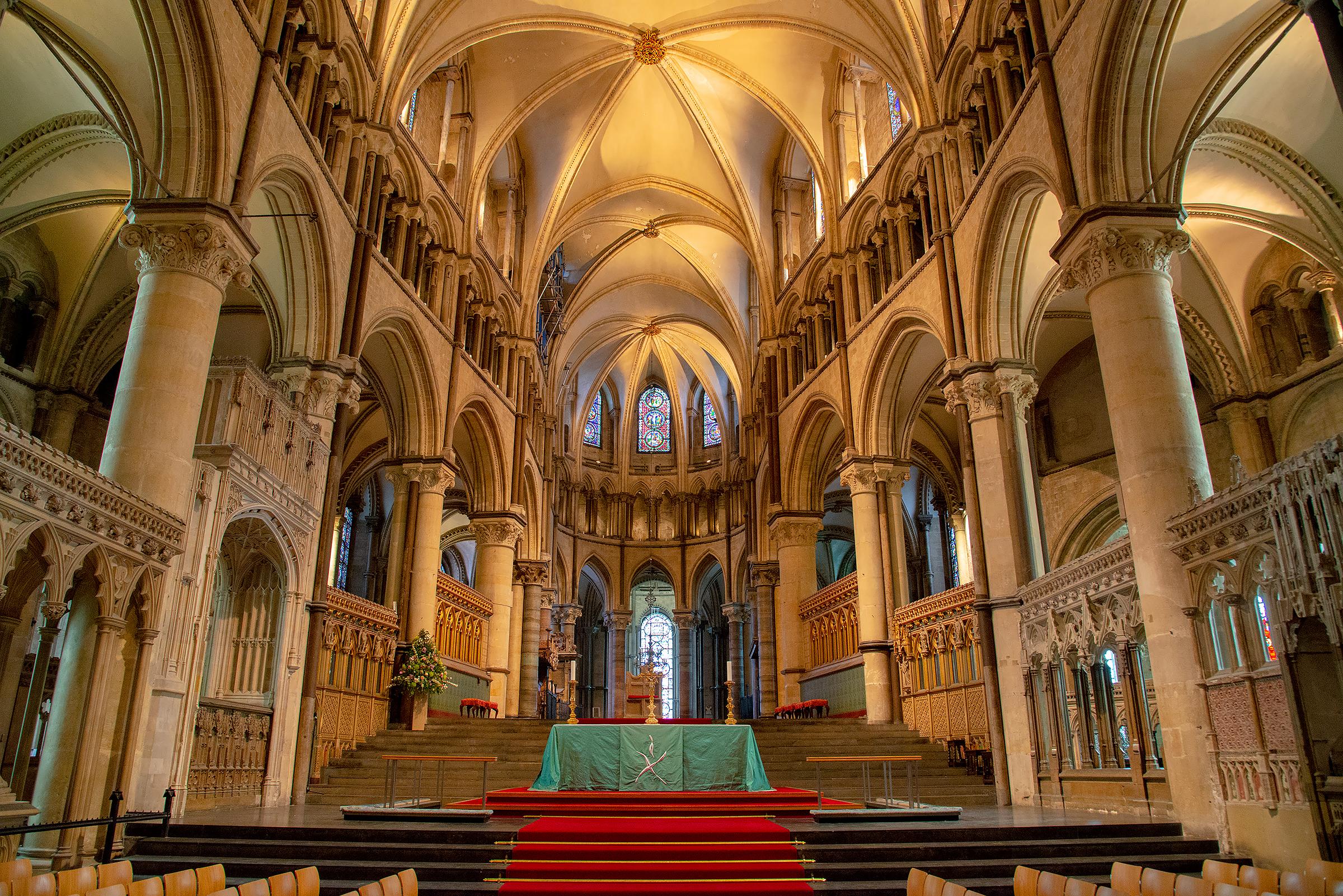 كاتدرائية كانتربري Canterbury Cathedral