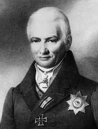Karl vom Stein zum Altenstein Prussian politician