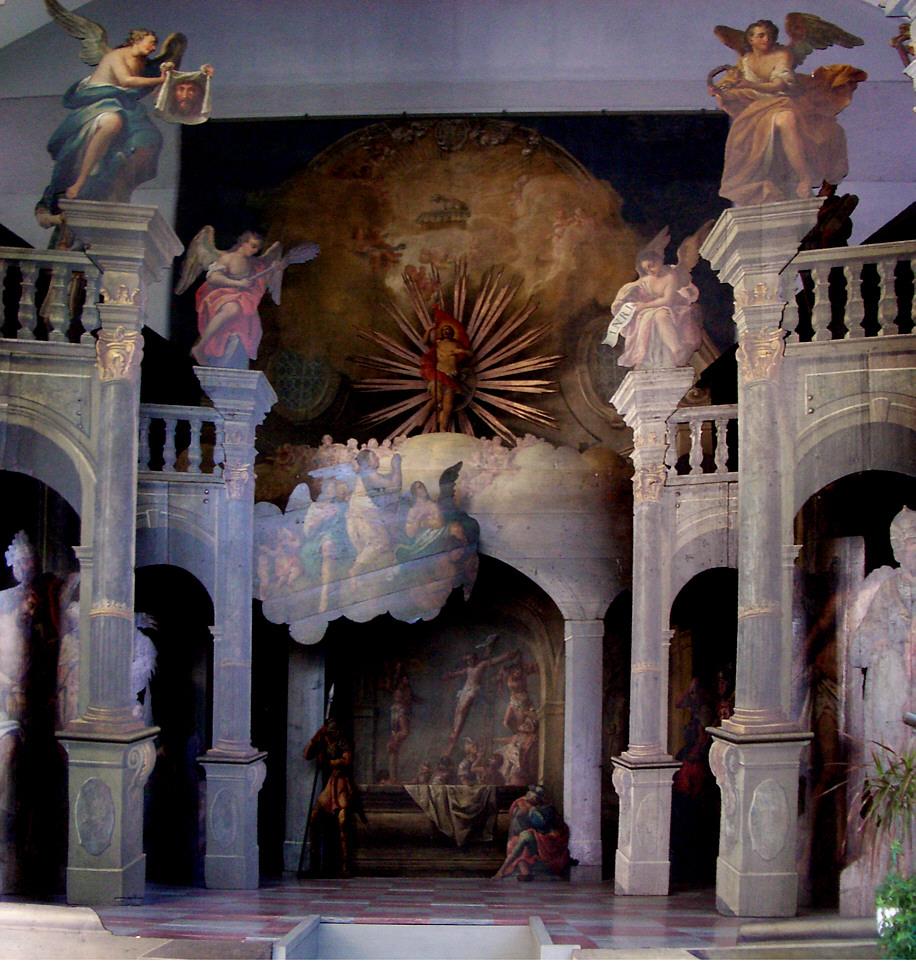 Interesting Places Wikipedia: Heiliges Grab Zu Altshausen
