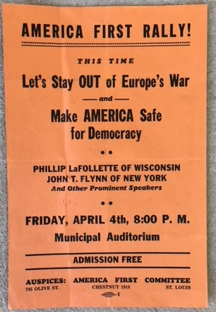 file america first rally flyer april 4 1941 jpg wikimedia commons