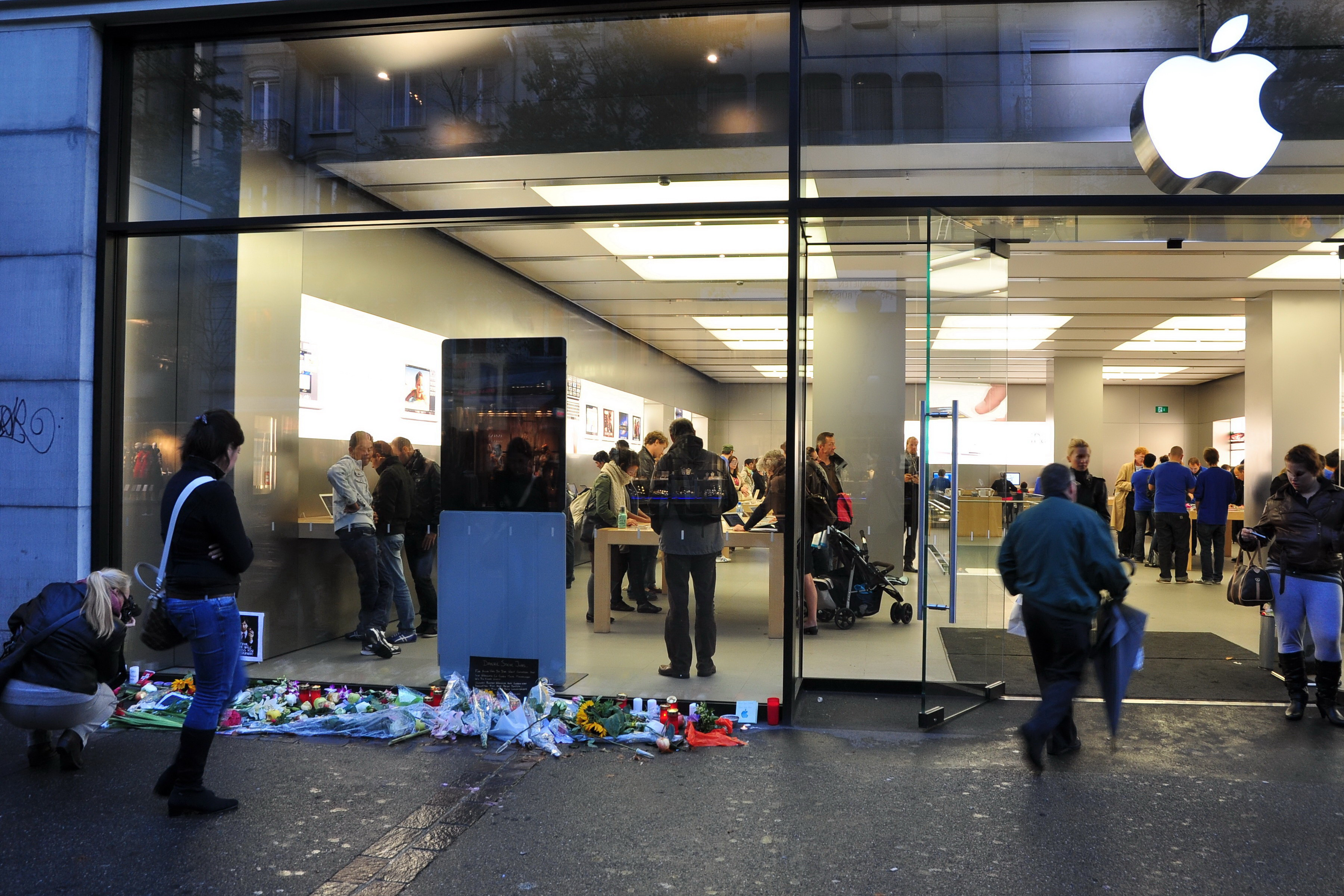 how to get job at apple retail store