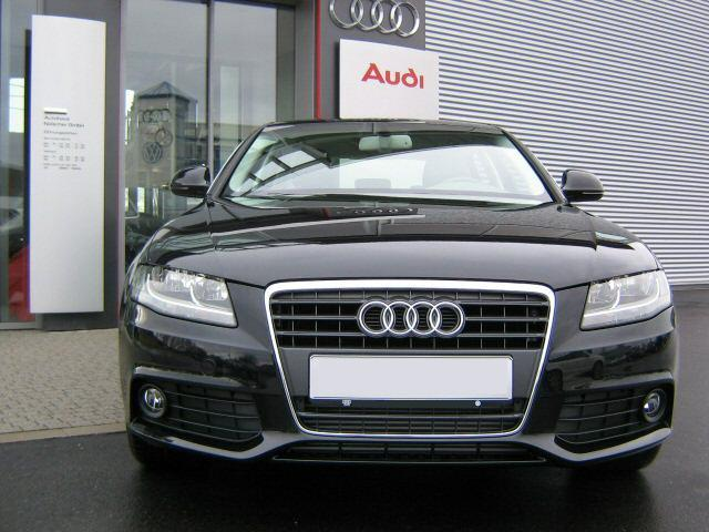 Https Commons Wikimedia Org Wiki File Audi A4 B8 Front Black Jpg