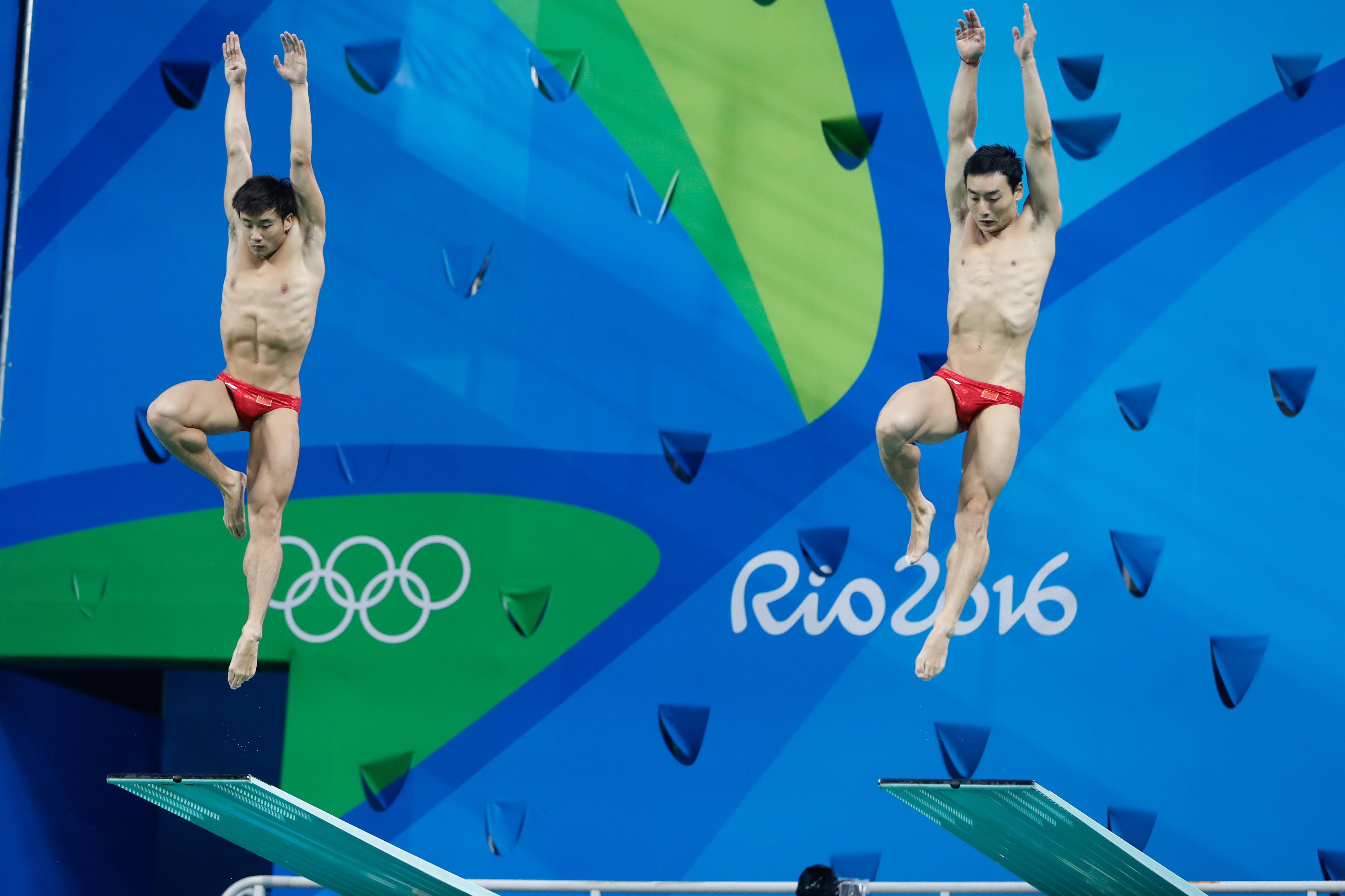 オリンピック 飛び込み