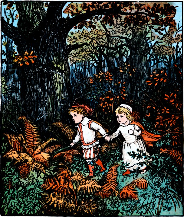 Babes in the Wood - 7 - illustrated by Randolph Caldecott - Project Gutenberg eText 19361.jpg