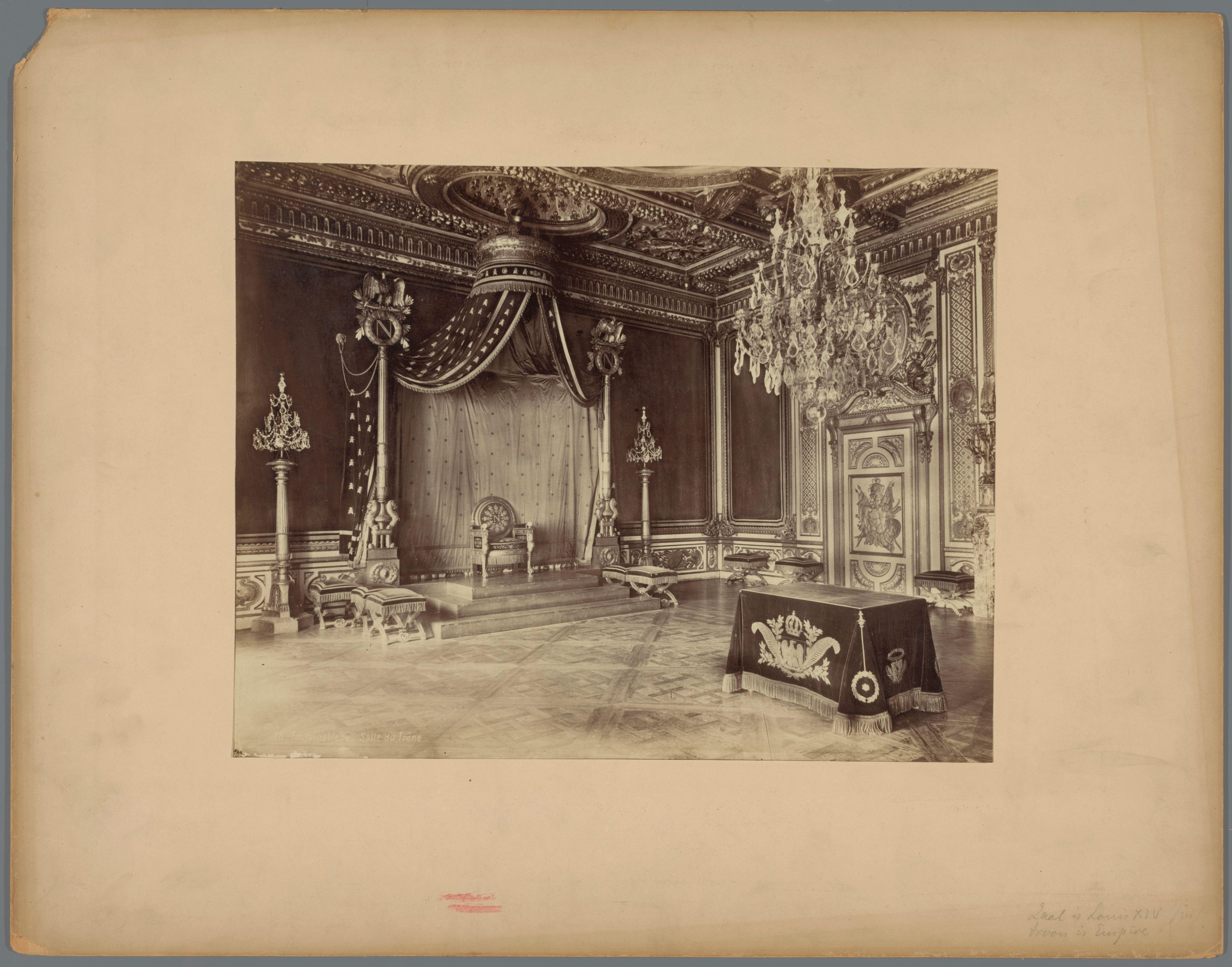 File Badkamer In Het Kasteel Van Fontainebleau Fontainebleau Salle De Bain Titel Op Object Rp F 00 8048 Jpg Wikimedia Commons