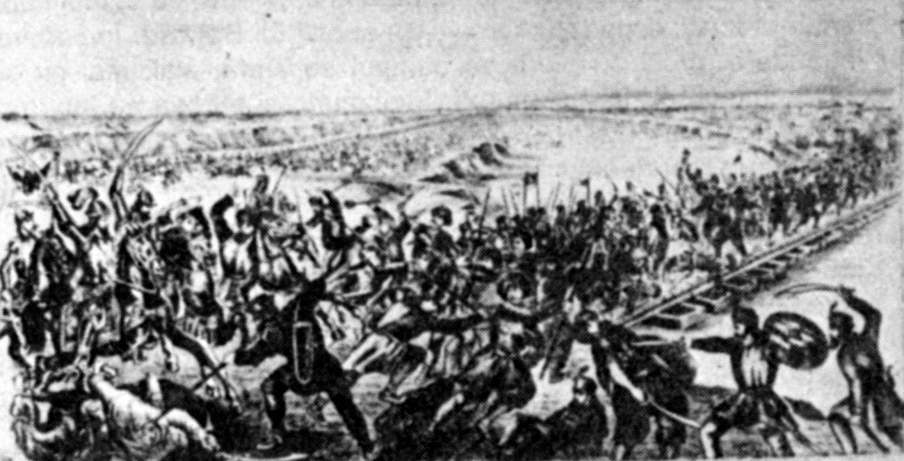 Bătălia de la Rovine !