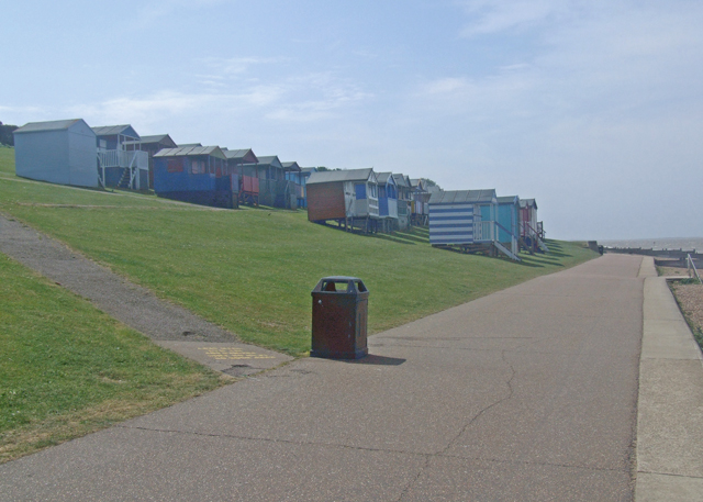 Beach Huts - geograph.org.uk - 1320891