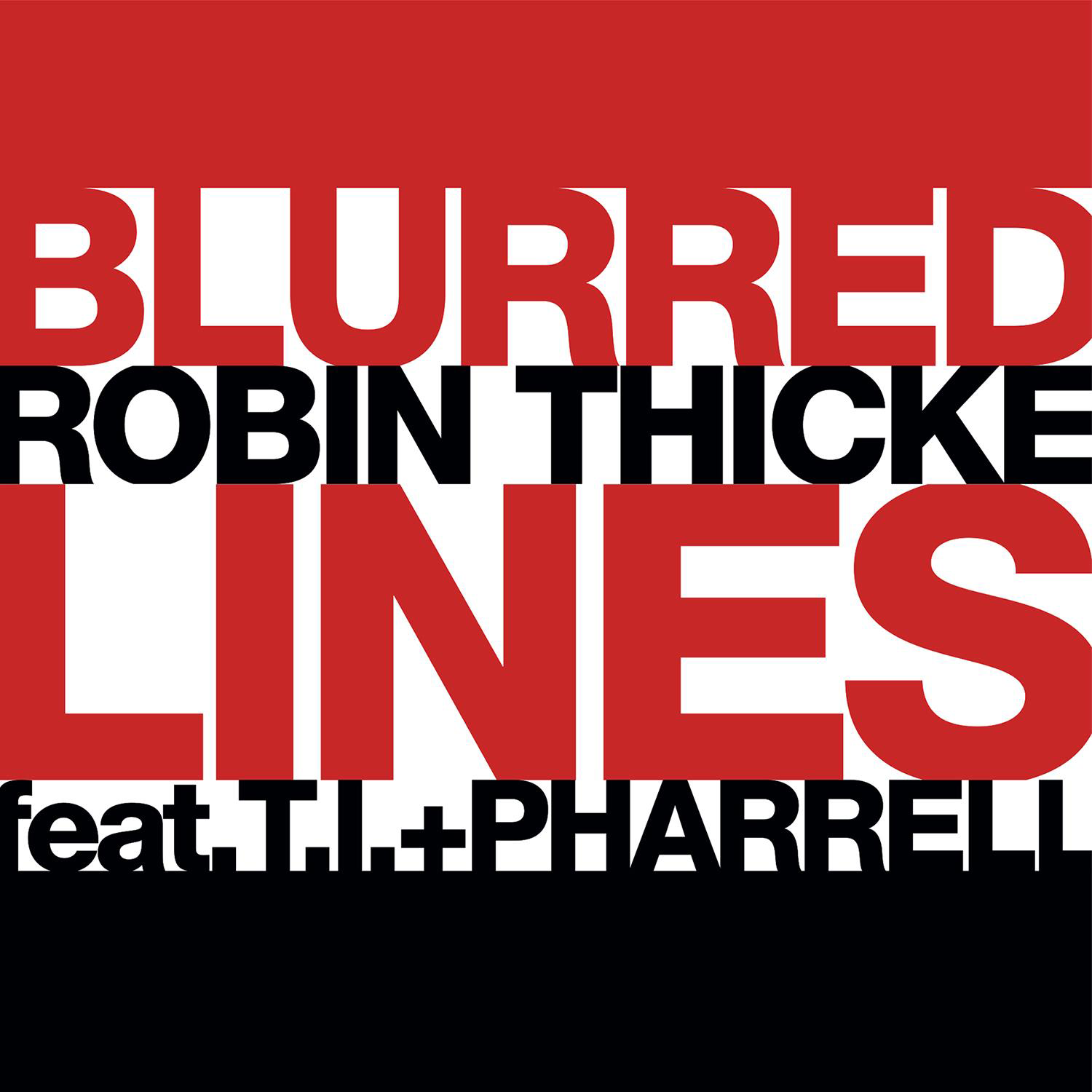 blurred lines robin thicke ft ti and pharrell download free mp3
