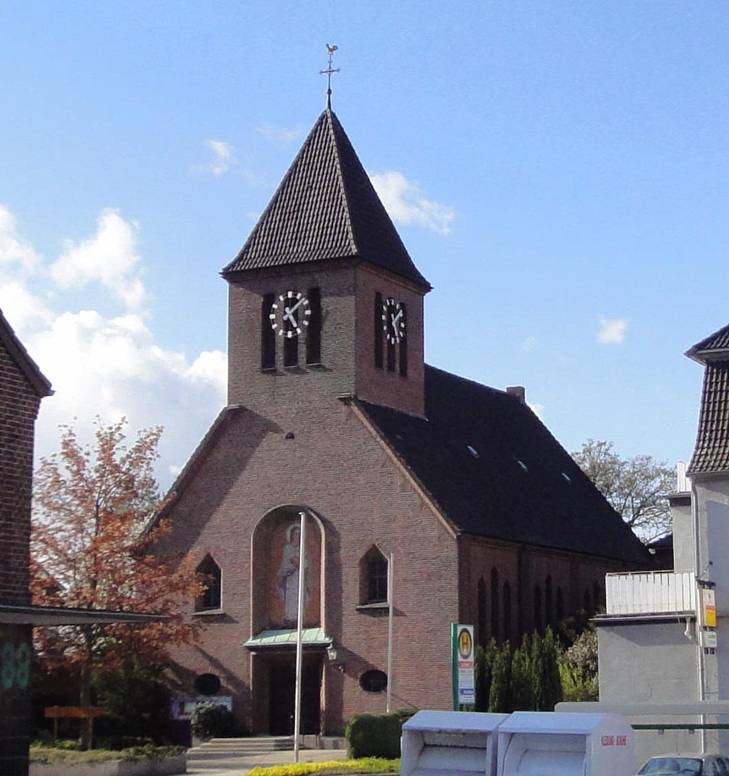 Herz-Jesu-Kirche (Bockum-Hövel) - Wikipedia