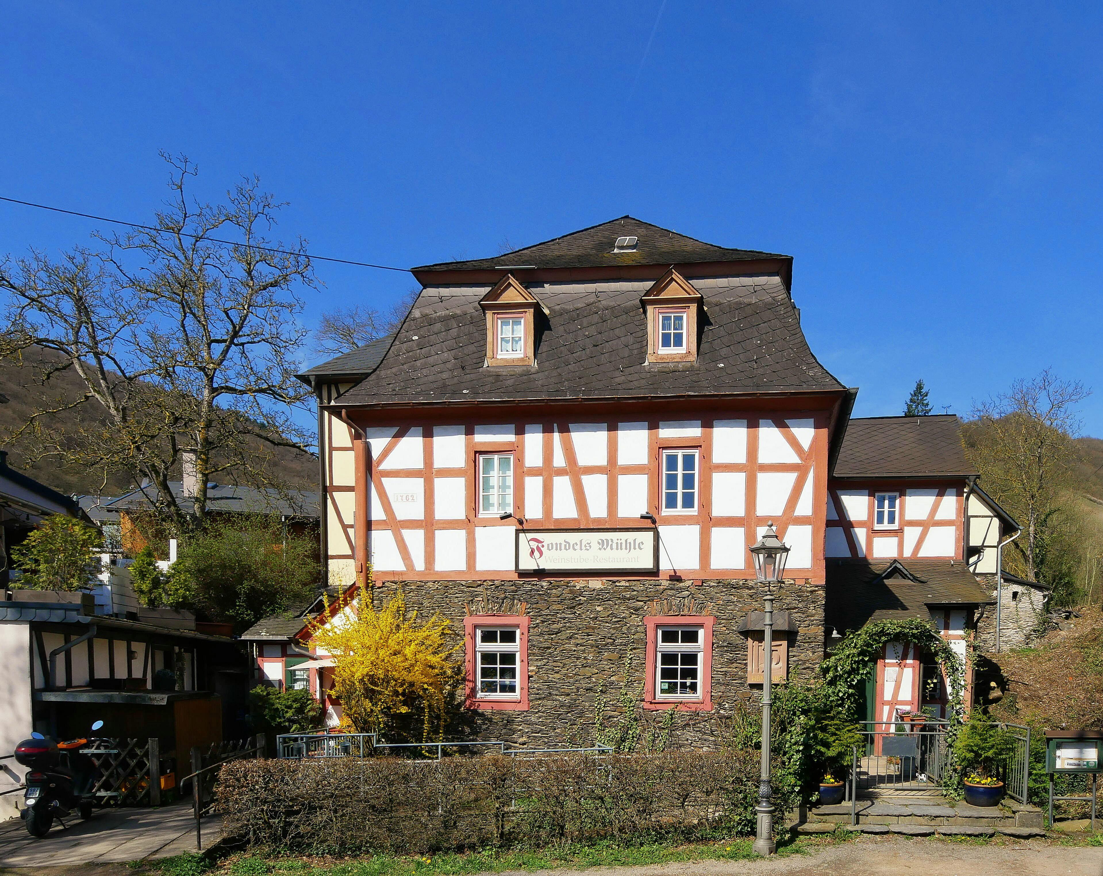 Fondels Mühle Boppard