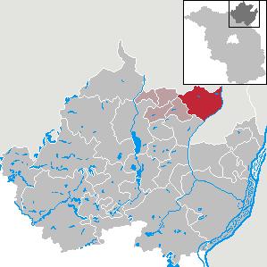 Brüssow,  Brandenburg, Germany