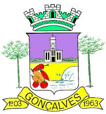 Coat of arms of Gonçalves, Minas Gerais