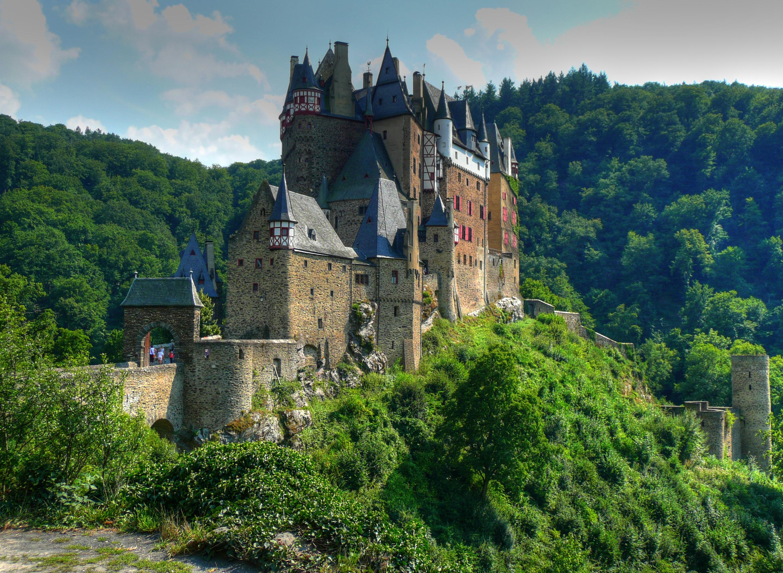 Eltz Castle in Germany