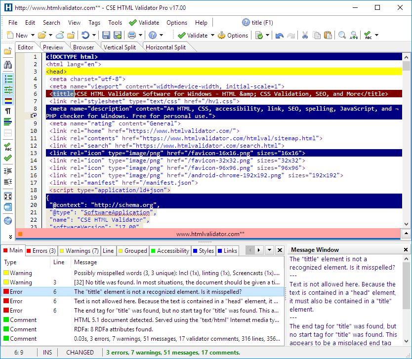 CSE HTML Validator - Wikipedia