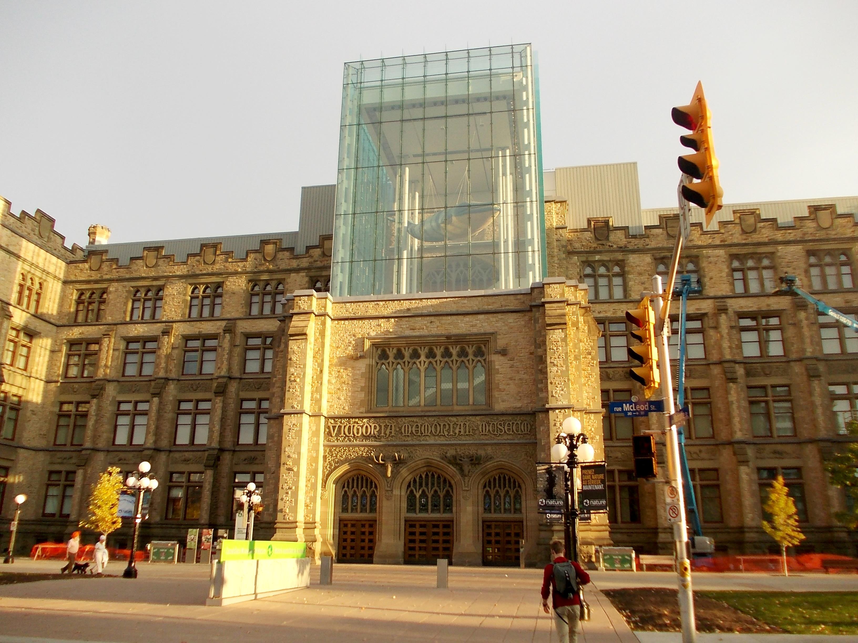 Museum Of Nature Ottawa Exhibits