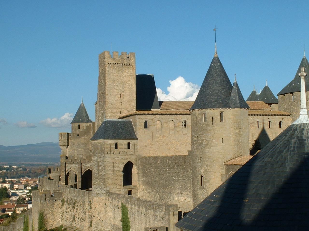 fortyfikacje carcassonne wikipedia wolna encyklopedia. Black Bedroom Furniture Sets. Home Design Ideas