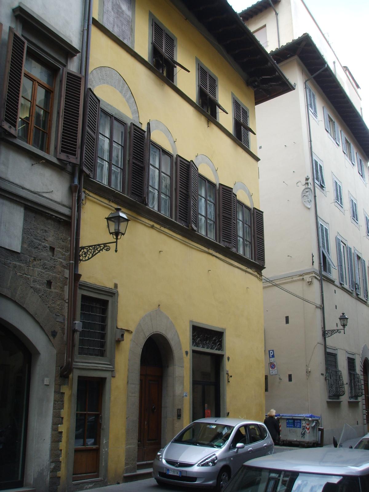 Casa di bernardo buontalenti wikipedia for Casa maggio