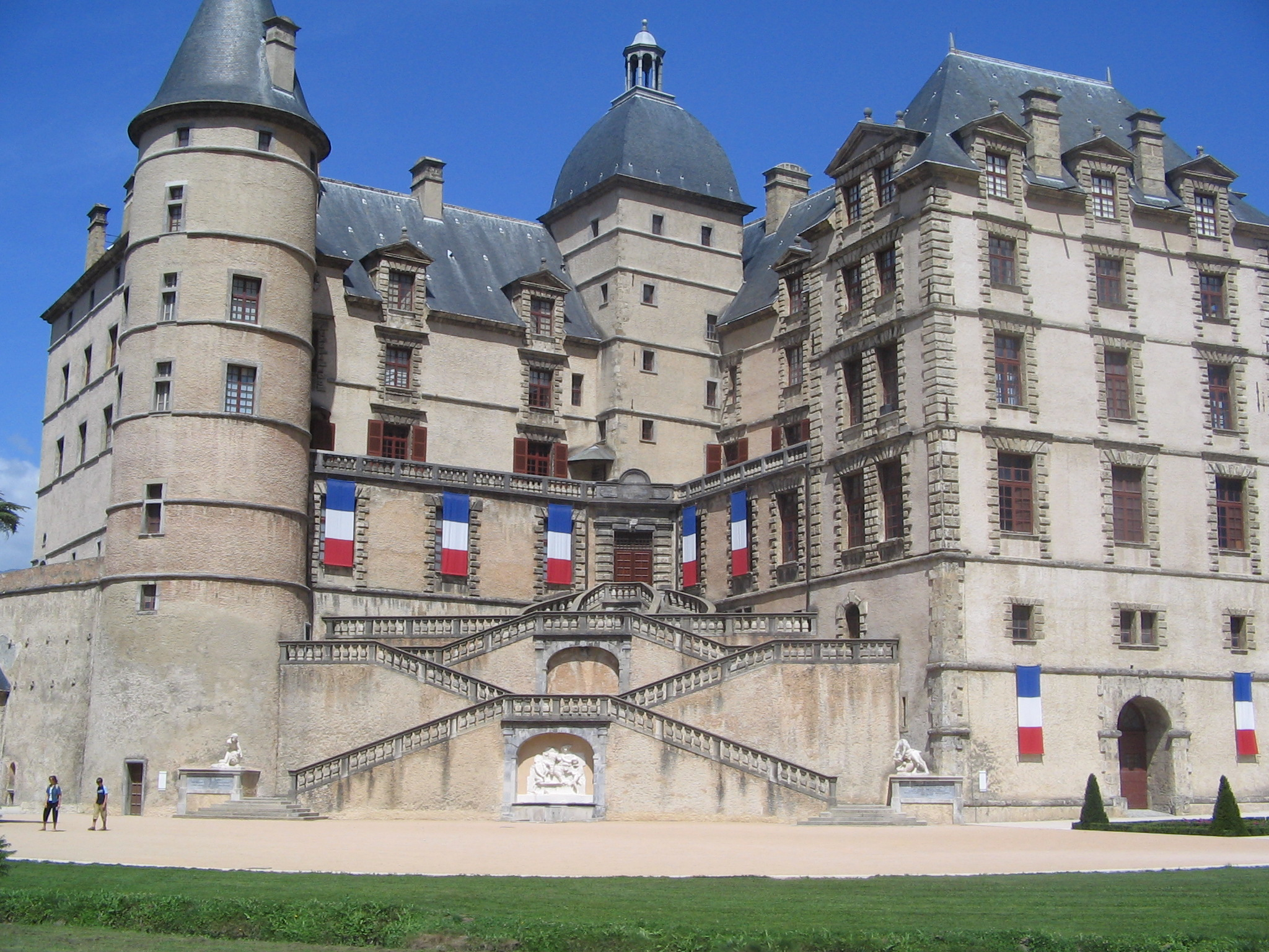 Chateau de Vizille, Isere, France  № 156855 без смс