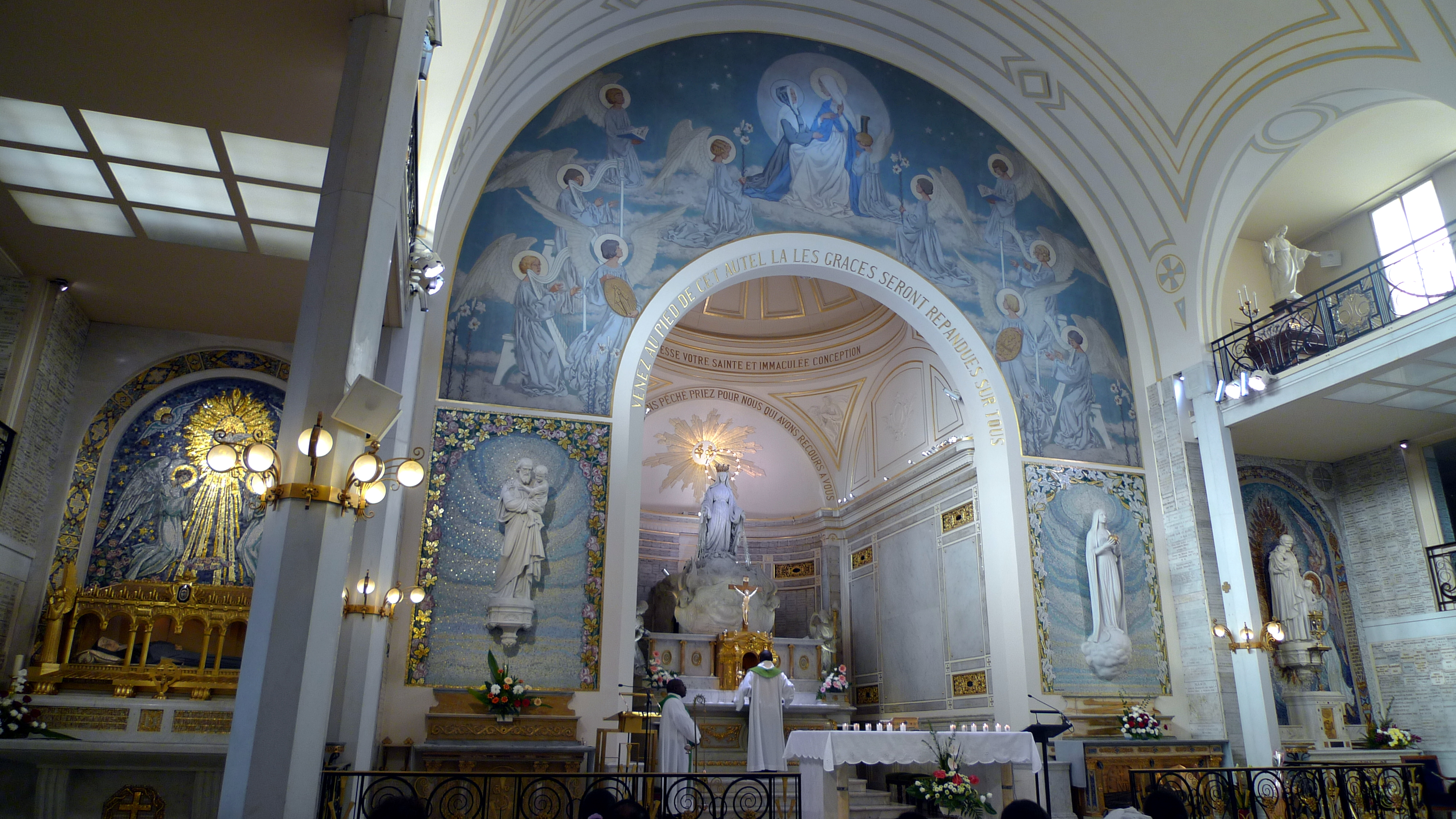 File chapelle de la rue du bac 2009 08 07 wikimedia commons - Poltrona frau rue du bac ...