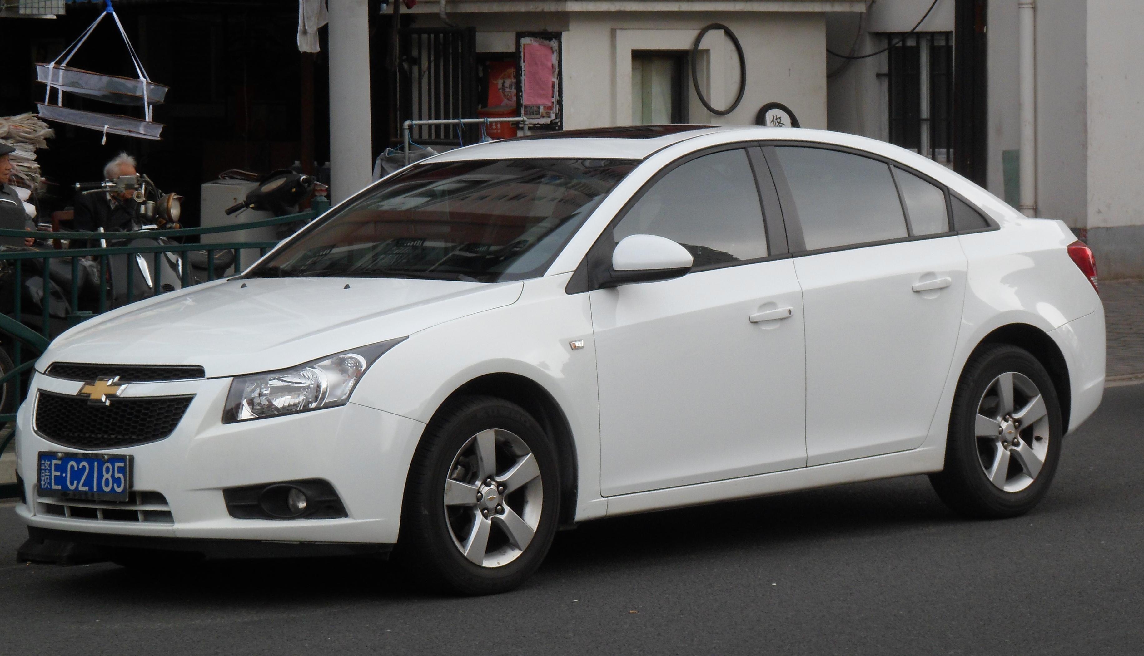 Kelebihan Cruze Chevrolet Review
