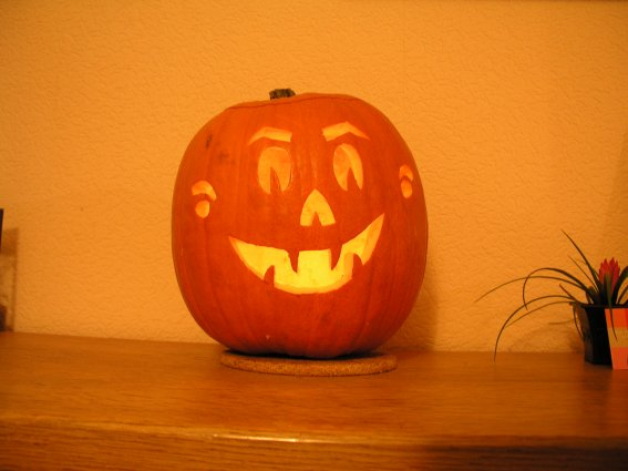 File citrouille halloween d wikimedia commons - Deco citrouille halloween ...