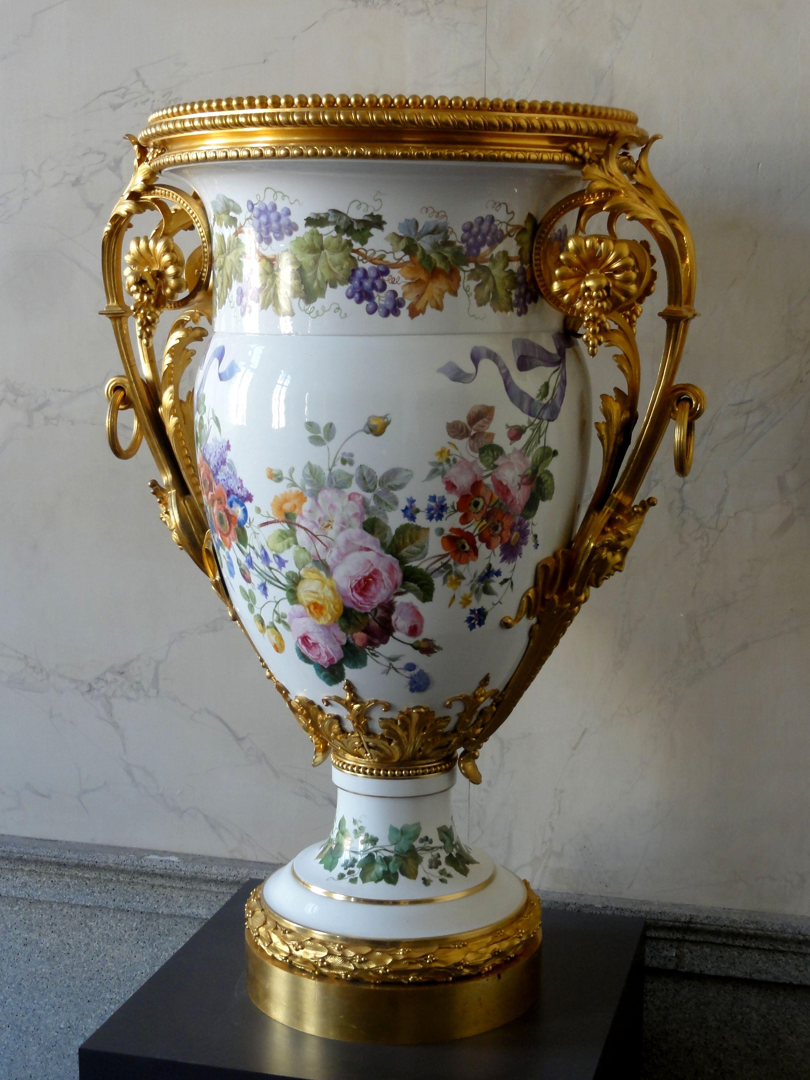 File Compiegne 60 Palais Antichambre Salle A Manger Vase En